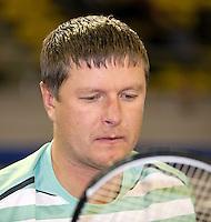 30-09-10, Eindhoven, Tennis, Afas Tennis Classics 2010,  Kafelnikov