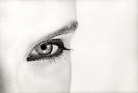 Close-up of Woman's Eye<br />