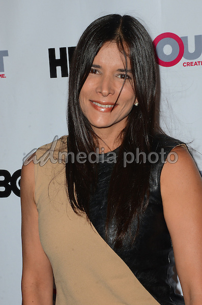 09 July 2015 - Los Angeles, California - Patricia Velasquez. Arrivals for the 2015 Outfest Los Angeles LGBT Film Festival Opening Night Gala of TIG held at The Orpheum Theater. Photo Credit: Birdie Thompson/AdMedia