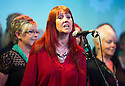 Sylvia Barnes : & The Sing Forth Choir : The Travelling Nation's Pride, created and recorded for The Falkirk Music Pot Project.