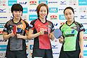 Table Tennis: Japan National Team new uniform