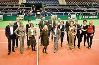 23-2-08, Netherlands, Rotterdam,  ABNAMROWTT 2008, Team ABNAMROWTT