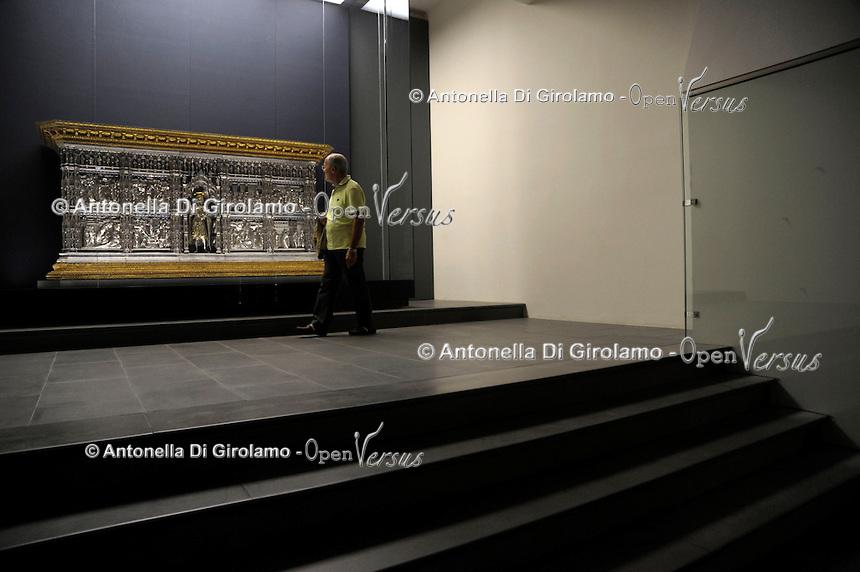 Altare d'argento e della Croce del Tesoro del Battistero di San Giovanni.Museo dell'Opera del Duomo..Firenze.Florence.