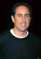 """JERRY SEINFELD' S NEW MOVIE """"COMEDIAN"""" OPENS AT SUNSHINE CINEMA IN NEW YORK CITY 10/09/2002<br /> Photo By John Barrett/PHOTOlink"""