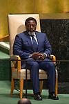 DSG meeting<br /> <br /> AM Plenary General DebateHis<br /> <br /> His Excellency Joseph KABILA KABANGE President of the Democratic Republic of the Congo