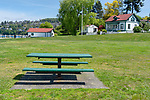 Picnic Table, Browns Point Park, Tacoma Parks,