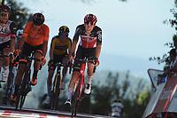 4th September 2021; Sanxenxo to Castro De Herville De Mos, Pontevedra, Spain; stage 20 of Vuelta a Espanya cycling tour; Lotto - Soudal Cras, Steff Castro De Herville De Mos