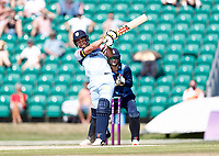 David Bedingham bats for Durham during Kent Spitfires vs Durham, Royal London One-Day Cup Cricket at The Spitfire Ground on 22nd July 2021