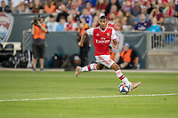 Commerce City, CO - Monday, July 15, 2019: The Colorado Rapids fall to Arsenal FC by a score of 3-0 during a international exhibit game at Dick's Sporting Goods Park (DSGP).