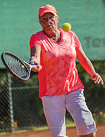 Etten-Leur, The Netherlands, August 23, 2016,  TC Etten, NVK, Ria van der Meijden (NED)<br /> <br /> Photo: Tennisimages/Henk Koster