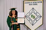 Ashley, Lauren  received their diploma at Bryan Station High school on  Thursday June 4, 2020  in Lexington, Ky. Photo by Mark Mahan Mahan Multimedia
