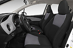 Front seat view of2015 Toyota YARIS Dynamic 5 Door Hatchback 2WD Front Seat car photos