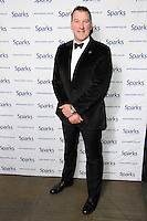 Sir Matthew Pinsent<br /> at the Sparks Winter Ball 2016, Camden Roundhouse, London.<br /> <br /> <br /> ©Ash Knotek  D3206  30/11/2016