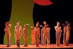 SIGNES..Choregraphie : CARLSON Carolyn.Compositeur : AUBRY Rene.Compagnie : Ballet de l Opera national de Paris.Decor : DEBRE Olivier.Lumiere : BESOMBES Patrice.Costumes : DEBRE Olivier.Avec :.GILLOT Marie Agnes.BELARBI Kader.CORDIER Vincent.LAMOUREUX Amelie.Lieu : Opera Bastille.Ville : Paris.Le : 27 06 2008.© Laurent Paillier / photosdedanse.com.All rights reserved