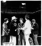 Rolling Stones 1967 on Top Of The Pops Bill Wyman Brian Jones Mick Jagger Keith Richards Charlie Watts<br /> © Chris Walter