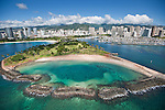 Aerial Photography, Hawaii