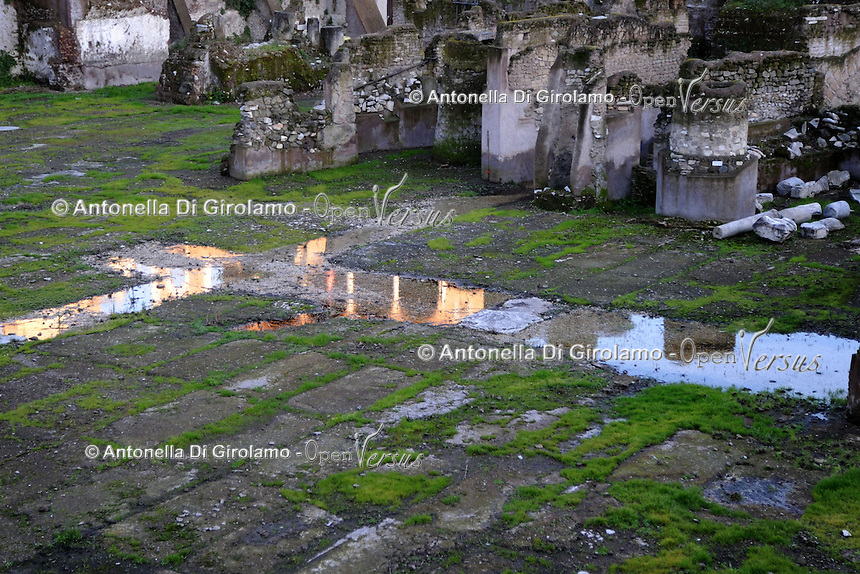 Roma.Rome.Foro Traiano.Trajan Forum...