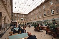 Hauptpost, Prag, Tschechien, Unesco-Weltkulturerbe
