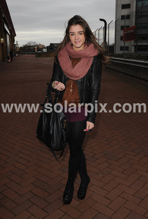 **EXCLUSIVE ALL ROUND PICTURES FROM SOLARPIX.COM**                                             **WORLDWIDE SYNDICATION RIGHTS**                                                                                  Caption: T4 Stars 2011 arrive at Earls Court in London                                                                              This pic:  Brook Vincent                                                                                     .JOB REF: 14289       LNJ       DATE:11.12.2011                                                            **MUST CREDIT SOLARPIX.COM OR DOUBLE FEE WILL BE CHARGED**                                                                      **MUST AGREE FEE BEFORE ONLINE USAGE**                               **CALL US ON: +34 952 811 768 or LOW RATE FROM UK 0844 617 7637**