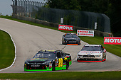 NASCAR XFINITY Series<br /> Johnsonville 180<br /> Road America, Elkhart Lake, WI USA<br /> Sunday 27 August 2017<br /> James Davison, Hollinger Motor Sports Toyota Camry and Austin Cindric, Discount Tire Ford Mustang<br /> World Copyright: Russell LaBounty<br /> LAT Images