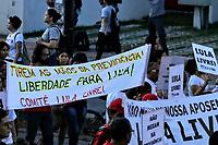 Recife, PE,22/03/19 - ATO CONTRA A REFORMA DA PREVIDÊNCIA - Frentes sindicatos realizam ato contra a refoma da previdência com concentração na praça do Derby (Recife), e caminhada pela Av. Conde da Boa Vista nesta sexta-feira(22). (Rafael Vieira/Codigo19).