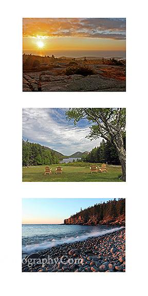 Acadia Collage 1