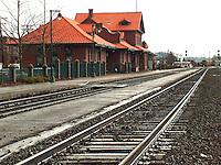 Centralia Union Depot, Centralia, Washington, USA