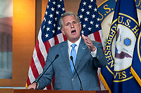 SEP 24 Kevin McCarthy weekly press conference