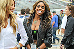 Monster energy girls in action before the NASCAR AAA Texas 500 race at Texas Motor Speedway in Fort Worth,Texas.