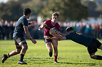 Kings College 1st XV v AGS, Kings College, Saturday 8 August 2020. Photo: Simon Watts/www.bwmedia.co.nz