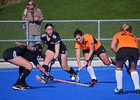 210724 Manawatu Premier Women's Hockey - College A v Wanganui