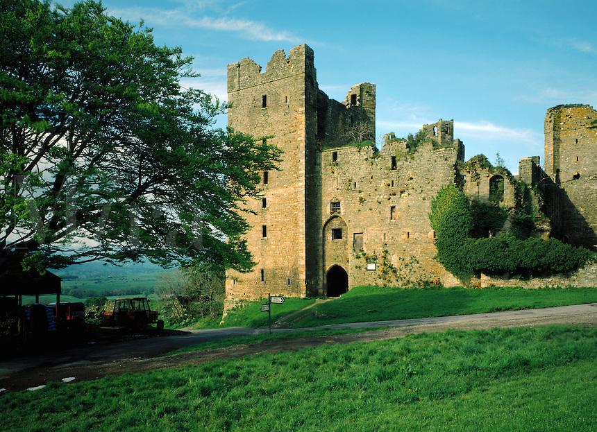 .Castle Bolton, Yorkshire, England.