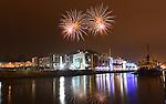 Fireworks @ Scotch Hall 2014