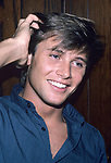 Grant Show on July 15, 1984 in New York City.