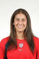 Yael Averbuch, U.S. Under 20 Women's National Team Training Camp, Home Depot Center, Carson, CA. May 24, 2005