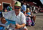 August 29, 2015 : Scenes from around the track as American Pharoah fans trickle in for Travers Stakes Day at Saratoga Race Course in Saratoga Springs, NY. Scott Serio/ESW/CSM
