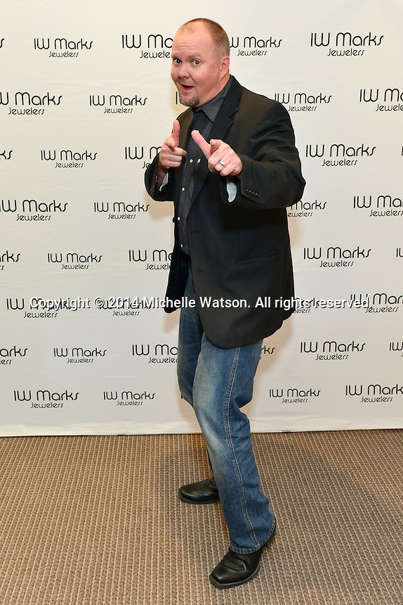 The Voice's Jake Worthington performs at IW Marks