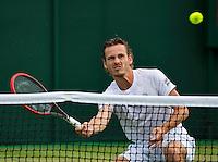 London, England, 30 june, 2016, Tennis, Wimbledon, Wesley Koolhof (NED)<br /> Photo: Henk Koster/tennisimages.com