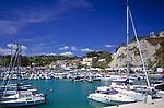 ITA, Italien, Marken, Numana an der Riviera del Conero: Yachthafen | ITA, Italy, Marche, Numana at Riviera del Conero: Yacht harbour