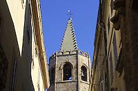 Kathedrale Santa Maria in Alghero, Provinz Sassari, Nord - Sardinien, Italien