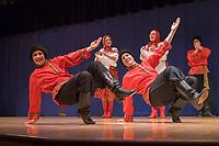 New Archangel dancers perform in Sitka, Alaska