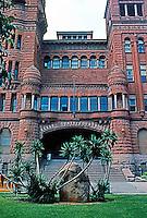 San Antonio:  Bexar County Courthouse, 1892. James Riely Gordon, Arch. Photo '80.