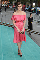 Amber Anderson<br /> arrives for the V&A Summer Party 2016, South Kensington, London.<br /> <br /> <br /> ©Ash Knotek  D3135  22/06/2016