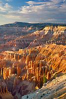 Cedar Breaks<br />   from Spectra Point<br /> Cedar Breaks National Monument<br /> Colorado Plateau,  Utah