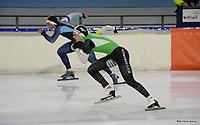 SCHAATSEN: HEERENVEEN, IJsstadion Thialf, 03-10-2020, KNSB Trainingswedstrijd, Femke Kok, ©foto Martin de Jong
