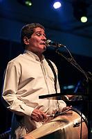 São Paulo (SP), 16/02/2021 - Izael Caldeira/Demônios da Garoa - O músico Izael Caldeira, 79, integrante do grupo Demônios da Garoa, morreu na noite de segunda feira (15), vítima da Covid-19, em São Paulo. A notícia foi divulgada pelas redes sociais da banda. FOTO DE ARQUIVO - A terceira edição do Beer Experience em São Paulo acontece nos dias 27, 28 e 29 de setembro de 2013, na Bienal do Ibirapuera, trazendo o festival num novo formato e tamanho. Além de ótimas atrações musicais e mais de 500 rótulos de cervejas especiais, entre importadas e nacionais, a gastronomia é encabeçada pela equipe do CHEFS NO BEER. Na foto: Demônios da Garoa (29/09/2013).
