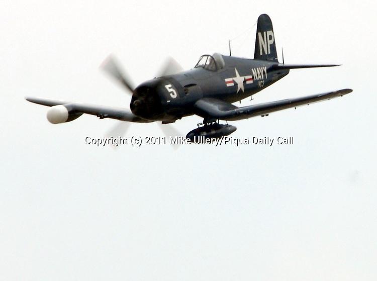 Vectren Dayton Air Show. Sunday, July 24, 2011
