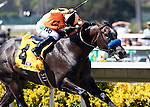 The Factor and Martin Garcia win the Pat O'Brien Stakes(GI) at Del Mar Thoroughbred Club in Del Mar, CA. August 28, 2011