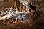 Cave explorers in Turkey by Ertugrul Kulaksizoglu