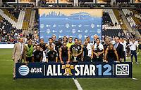 MLS All-Stars vs. Chelsea, July 25, 2012